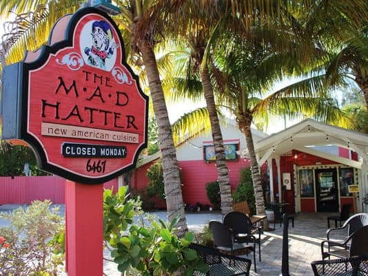 Mad Hatter Sanibel