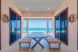 How to Rent a Beachfront House on Isla Mujeres