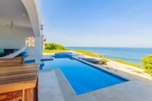 Isla Mujeres House Rental Pool 2BR